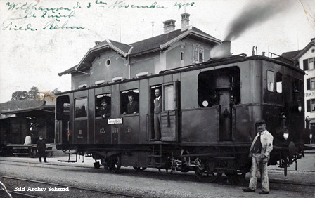 CZm 1/2 31 in Wolfhausen 1912